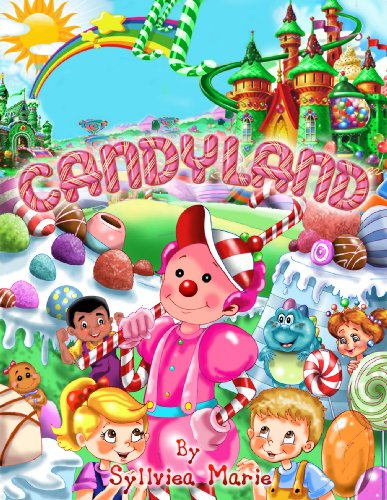 (Candyland: Boogie Book Series (Boogie Books 1))