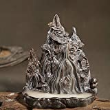 Mountain Stream Smoke Backflow Incense Burner/holder