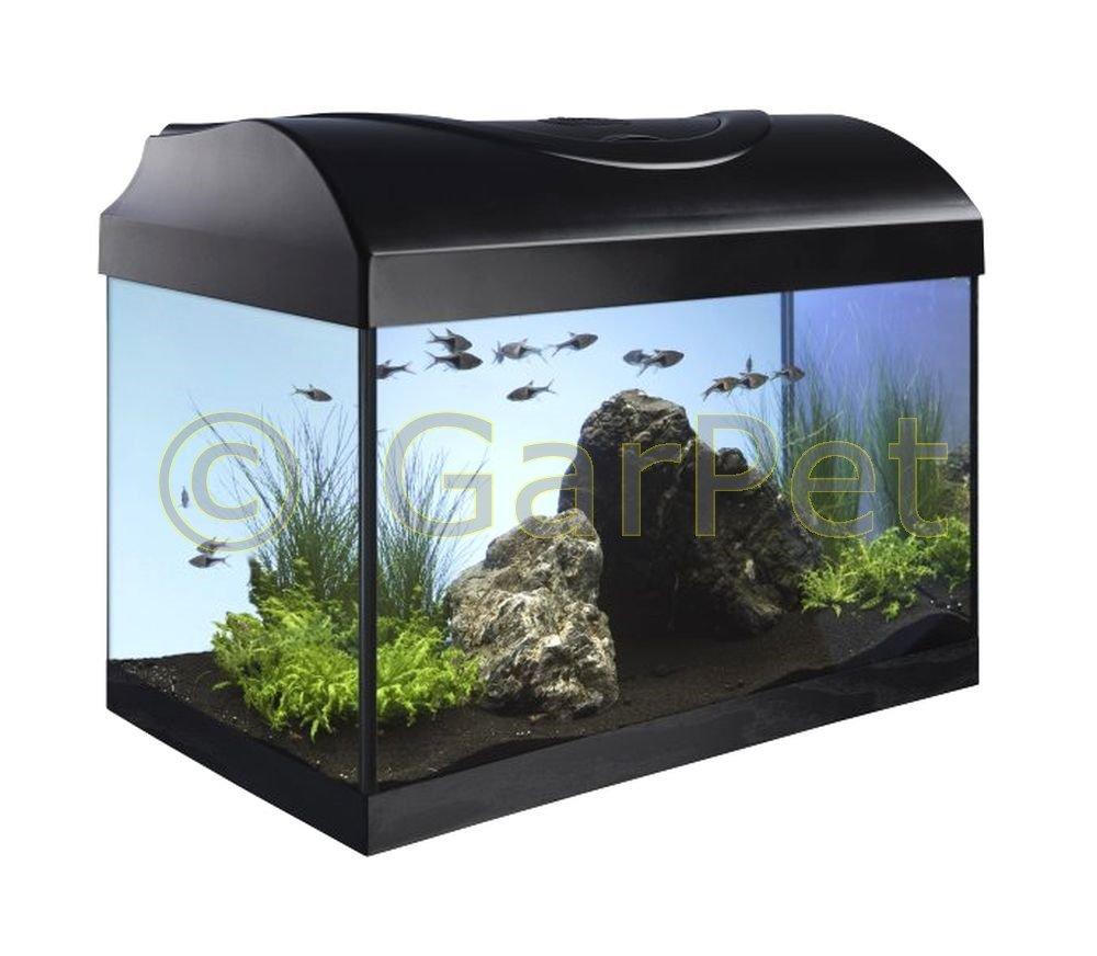 Aquarium mit abdeckung : Fluval chi abdeckung cover: amazon.de: haustier