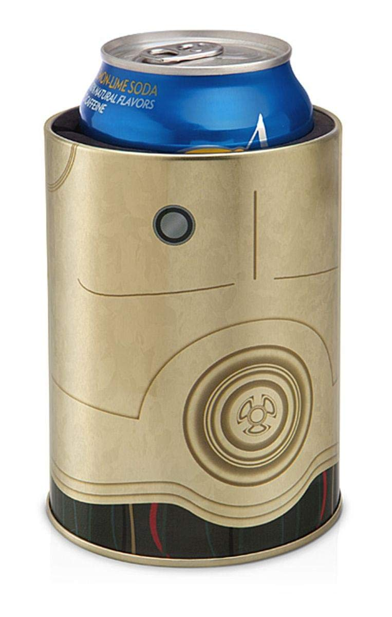 Star Wars C-3PO Metal Can Cooler