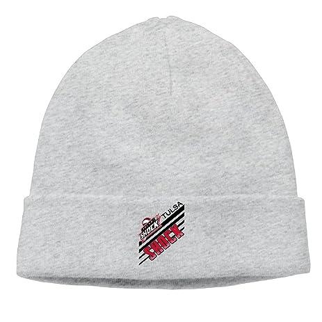 competitive price f4b28 34169 australia elishaj unisex tulsa basketball shock beanie cap hat ski hat cap  snowboard hat ash c1004