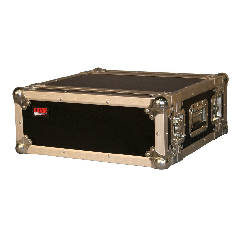 Gator 4U, Shallow Audio Road Rack Case (G-TOUR EFX4)