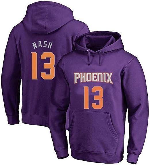 FMSports Sudadera con Capucha De Baloncesto - NBA Phoenix Suns ...