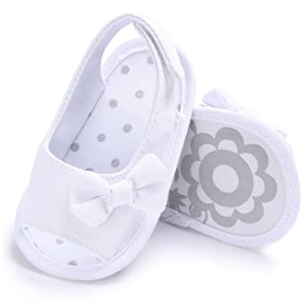 Amazon.com: Baby Shoes for Walking 0-18 Months Newborn Baby Girl ...