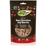 The Raw Chocolate Company Covered Goji Berries 125g