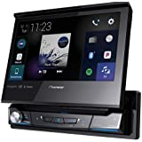 Pioneer AVH-3500NEX 1-Din 7-Inch Flip Out AV Receiver with Carplay and Android Auto