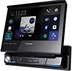 Pioneer AVH-3500NEX 1-Din 7-Inch Flip Out AV Receiver with Carplay and