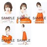 【指原莉乃】 公式生写真 HKT48 2018年10月 vol.1 個別 5種コンプ