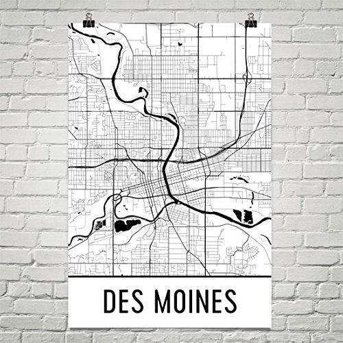 Amazon.com: Des Moines Poster, Des Moines Art Print, Des ... on vancouver city map, wright county city map, okemah city map, dumas city map, duvall city map, bainbridge island city map, fife city map, pierre city map, newton city map, ferguson city map, council bluffs city limits map, grimes city map, lowell city map, clive city map, black hawk city map, st. louis city map, indianapolis city map, tulsa city map, minneapolis st paul city map, el paso city map,