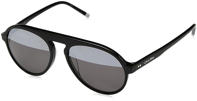 Amazon.com: Calvin Klein Mens Ck4350s Round Sunglasses ...