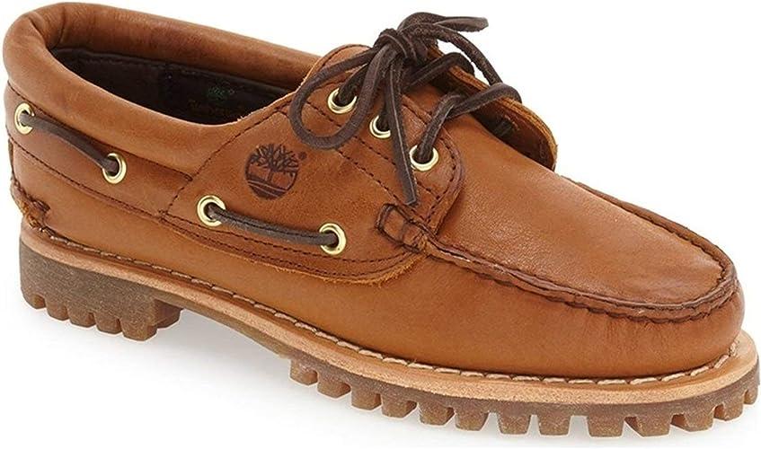 TIMBERLAND Heritage Noreen 3 Eye Handsewn Fashion Schuhe für Damen Braun