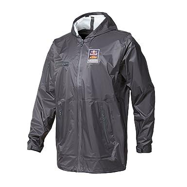 7e845c2fd9 Amazon.com: Red Bull KTM Factory Racing Waterproof Windbreaker: Clothing