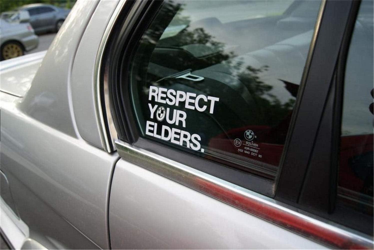 Black MUSE High Quality Removable Premium Vinyl Decal Car Sticker