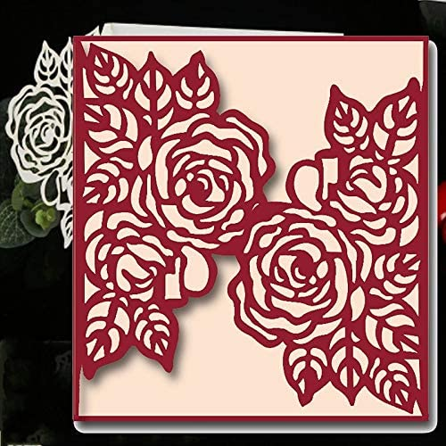 RONSHIN Cutting Dies Stencil Metal Mould Template for DIY Scrapbook Album Paper Card Making 2019 1805035