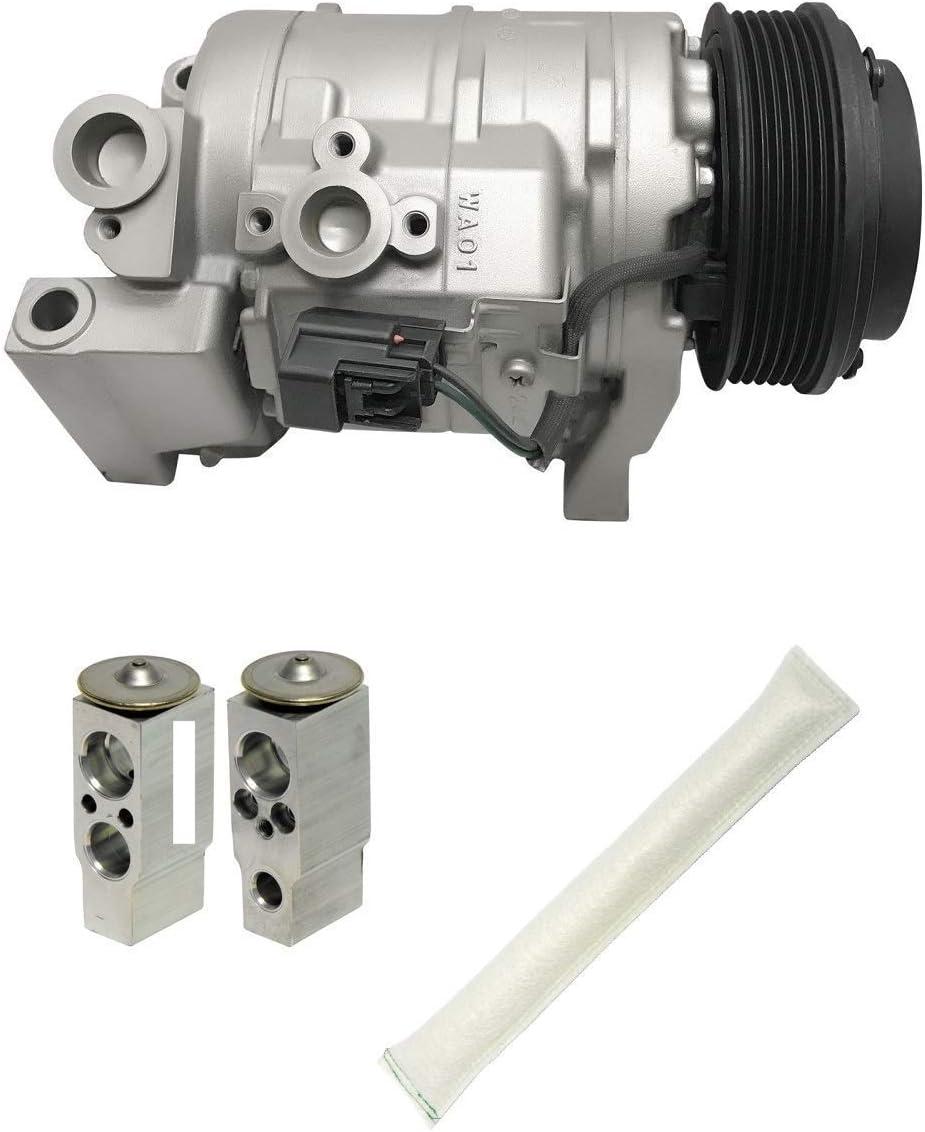 RYC Remanufactured AC Compressor Kit KT A060