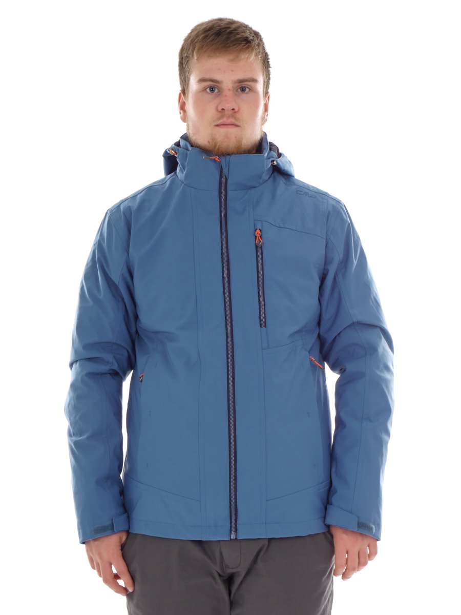 CMP Outdoorjacke Funktionsjacke BLAU Innenjacke Thinsulate™ Taschen 3Z21977D