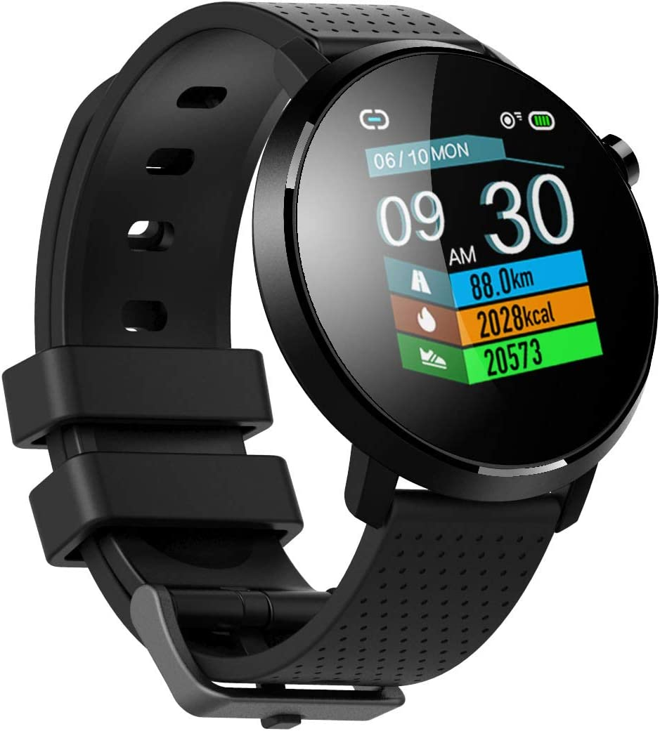 Amazon.com: Smart Watch for Android iOS Phone 2019 Version ...