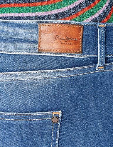 Pepe Jeans Blu D45 10oz Str 8dip Skinny Pixie Dk denim Royal Donna rrIxdqwZ