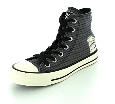 914932727a283e Converse Unisex Adults  Chuck Taylor All Star Sex Pistols Low-Top Sneakers  Size