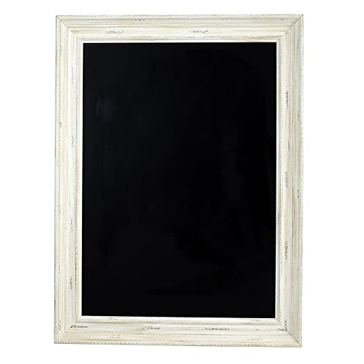 a1 white framed chalkboard a1 overall size 730mm x 970mm - White Framed Chalkboard