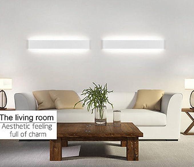 K-Bright LED luci da parete, 16 W lampada frontale specchio da bagno ...