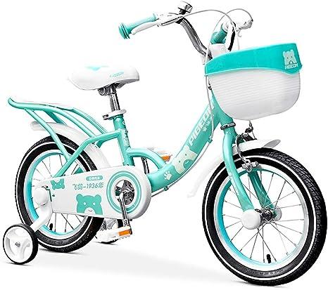 TSDS Bicicleta para niños de 3 a 6 años de Edad Bicicleta de ...
