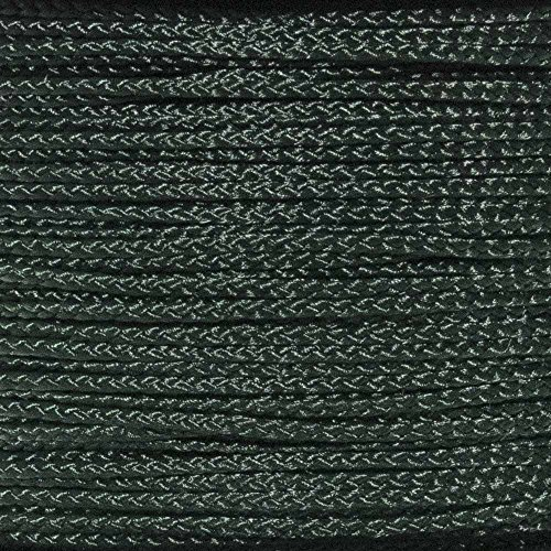 - PARACORD PLANET Nano Cord: 0.75mm Diameter 300 Feet Spool of Braided Cord – Available in a Variety of Colors, Made in the USA