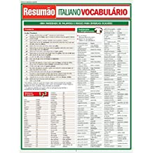 Italiano. Vocabulário
