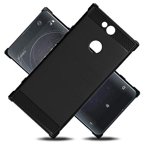Voviqi Funda Sony Xperia XA2 Plus, Silicona Fundas para Sony ...