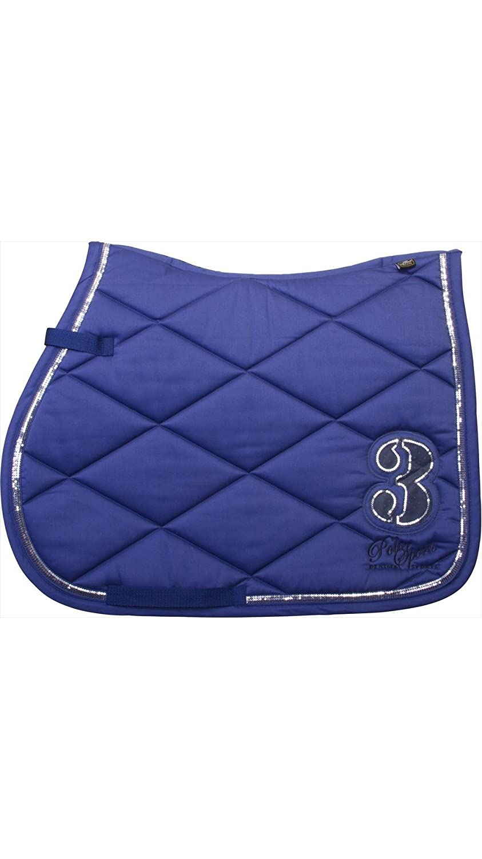 Dressur (Full) HV Polo Saddle Pad Saddle Cloth Full Vs Mareon or Dr Ink bluee