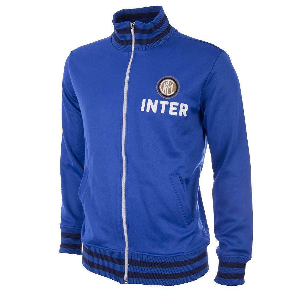 Copa 1960s Inter Mailand Retro Jacke