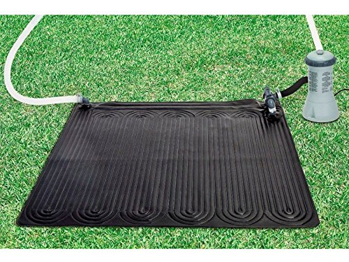 Oferta panel solar de 3 paneles temperatura piscina Intex 28685 Calentador de agua: Amazon.es: Jardín
