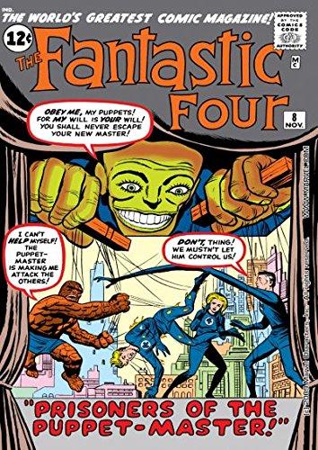 Fantastic Four (1961-1998) #8 (Fantastic Four ()