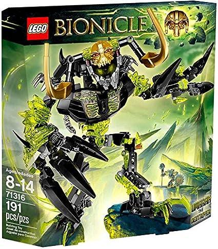 amazon com lego bionicle umarak the destroyer 71316 by toys games