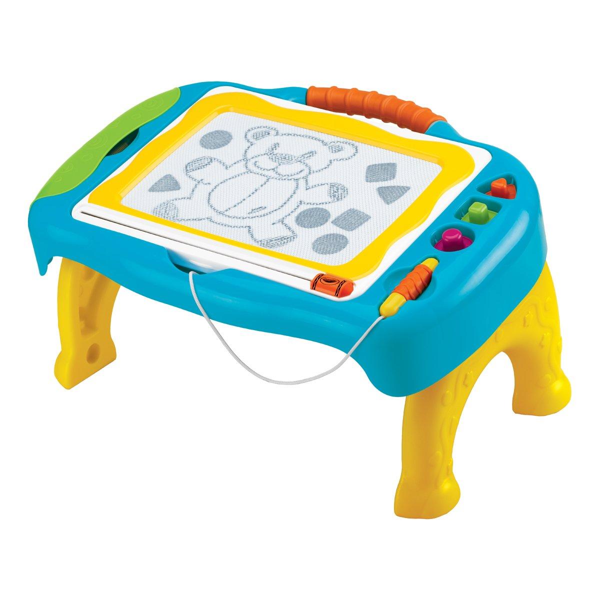 sc 1 st  Amazon.com & Amazon.com: Crayola Sit N Draw Travel Table: Toys u0026 Games islam-shia.org
