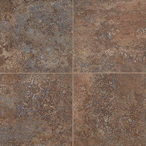 Mannington Hardware AT372 Adura Luxury San Luca Vinyl Tile Flooring Coral