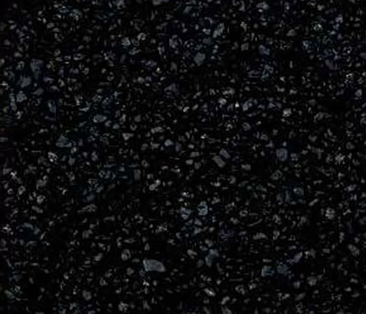 Safe & Non-Toxic {Various Sizes} 25 Pound Bag of Gravel & Pebbles Decor for Freshwater Aquarium w/ Dark Sleek Modern Simple Versatile Polished Smooth Deep Oceanic Edgy Style [Black]