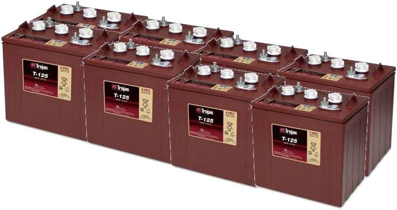 Trojan 8x T125/battery 6/V 240Ah