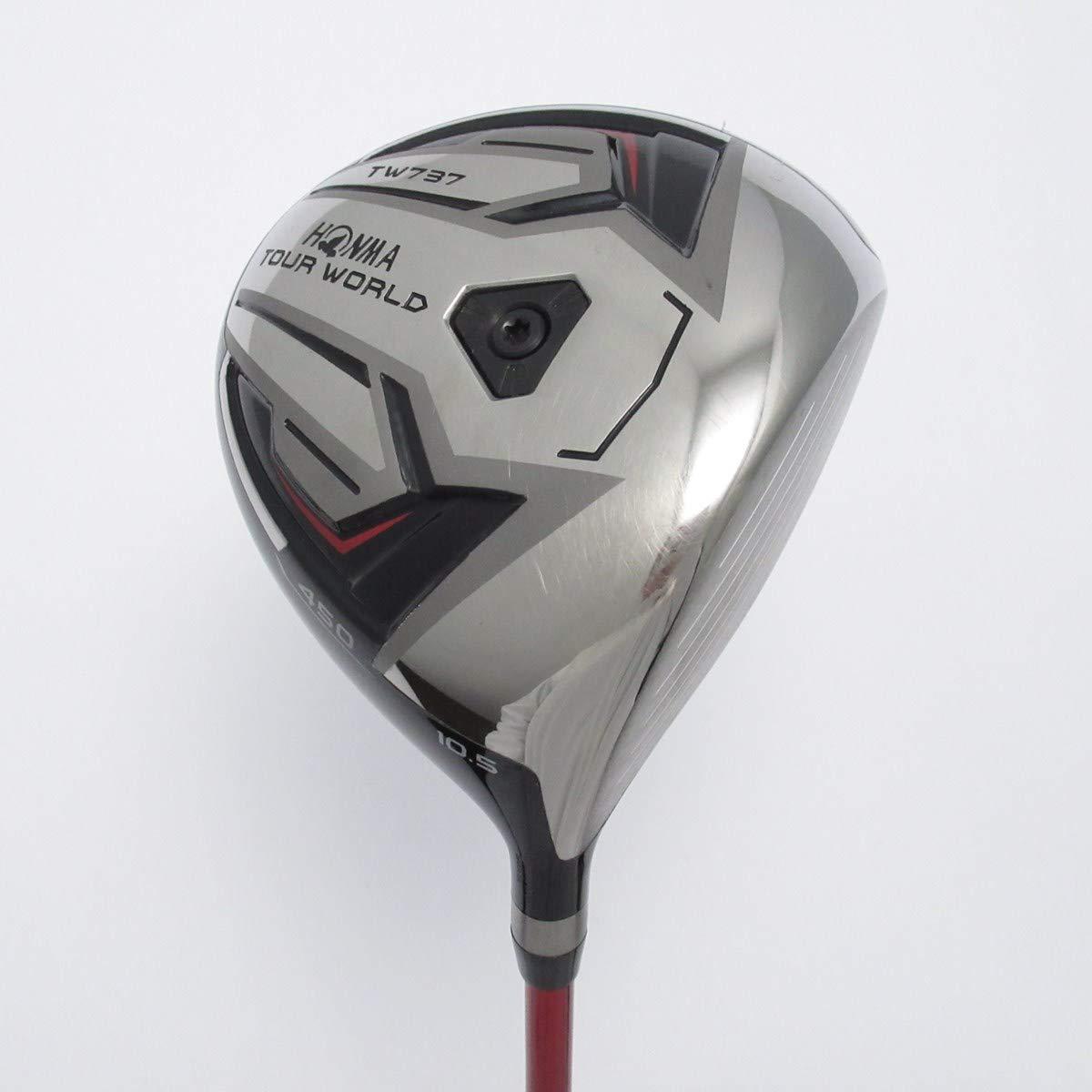 【中古】本間ゴルフ TOUR WORLD ツアーワールド TW737 450 ドライバー VIZARD EX-C65 S  B07P8SBMVQ