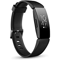 Fitbit Monitor Inspire HR, color Negro