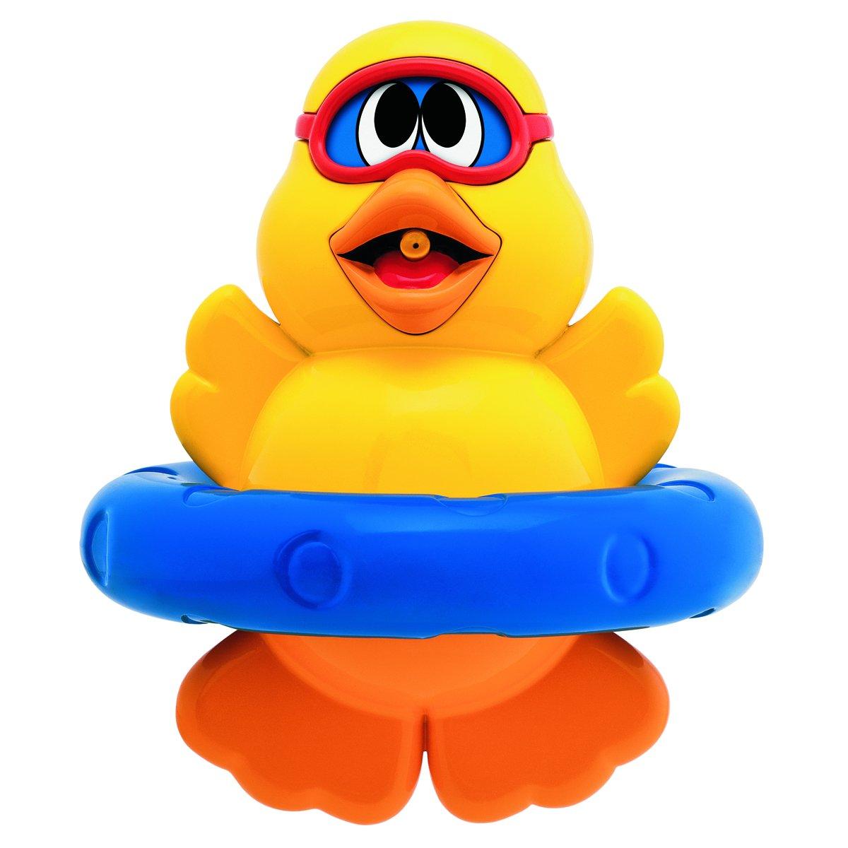 Chicco - Cleo salpica y da vueltas, juguete de baño 00000032000000 bañar bañera ducha