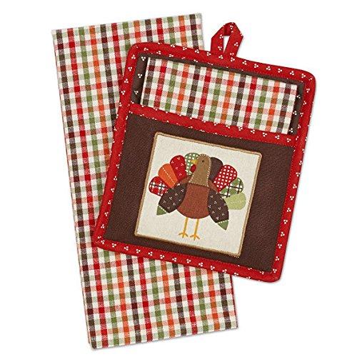 Design-Imports-Turkey-Potholder-Gift-Set-with-Dishtowel