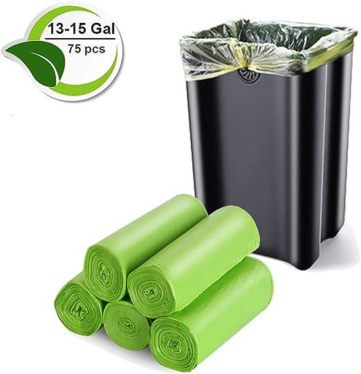 Bolsas de basura biodegradables, bolsas de basura reciclables de ...