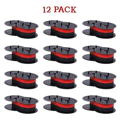Amazon.com: Paquete de 12 cintas de repuesto para ...