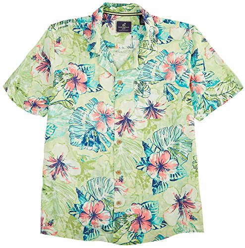 caribbean-joe-mens-beachside-fresco-shirt-xx-large-seedling-green