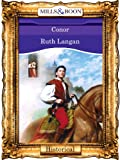 Front cover for the book Conor by Ruth Langan