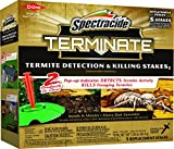 Spectracide Terminate Termite Detection & Killing Stakes (Refill) 5 ct
