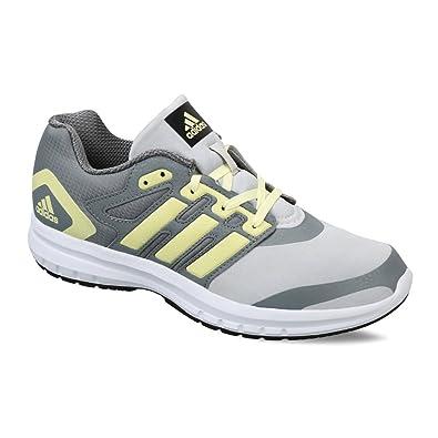 Adidas  mujer 's solonyx W silvmt, visgre y iceyel corriendo zapatos