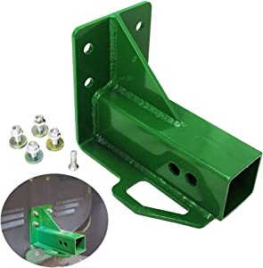 Hodenn Rear Trailer Hitch Receiver Fit for John Deere Gator 4x2 6x4 Old Style with Bolt