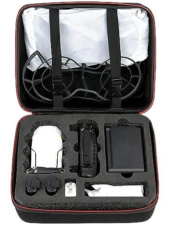 Noir Penivo Mavic Mini Case,Protecteur de Stockage Portable Drone Body Sacoche bo/îtier de la t/él/écommande pour DJI Mavic Mini Accessoires de Sac de Voyage
